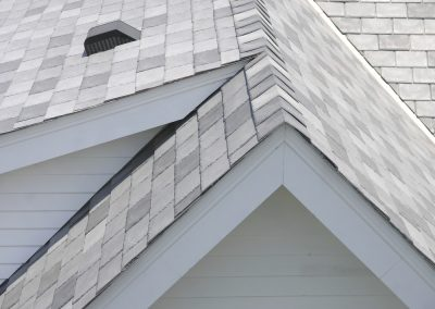 Pyramid Roofing -cleaning, repairing, replacing, or installing your downspouts and drains.